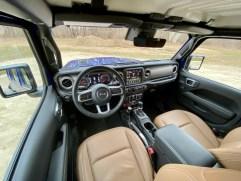 2020 Jeep Wrangler EcoDiesel Review - 11