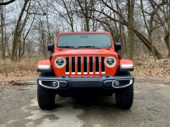 2020 Jeep Wrangler eTorque Review - 14
