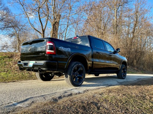 2020 RAM 1500 EcoDiesel Review - 1