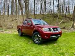 2020 Nissan Frontier Review - 11