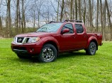 2020 Nissan Frontier Review - 7
