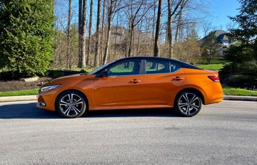 2020 Nissan Sentra Review - 20