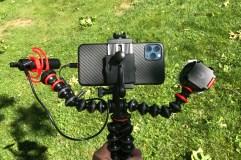 Joby GorillaPod Mobile Vlogging Kit Review - 1