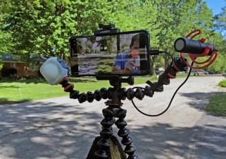Joby GorillaPod Mobile Vlogging Kit Review - 3