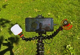 Joby GorillaPod Mobile Vlogging Kit Review - 7