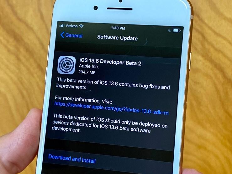 Ios 13.6 Release Date