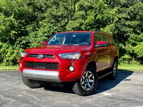 2020 Toyota 4Runner Review - 15