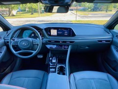 2020 Hyundai Sonata Review - 12