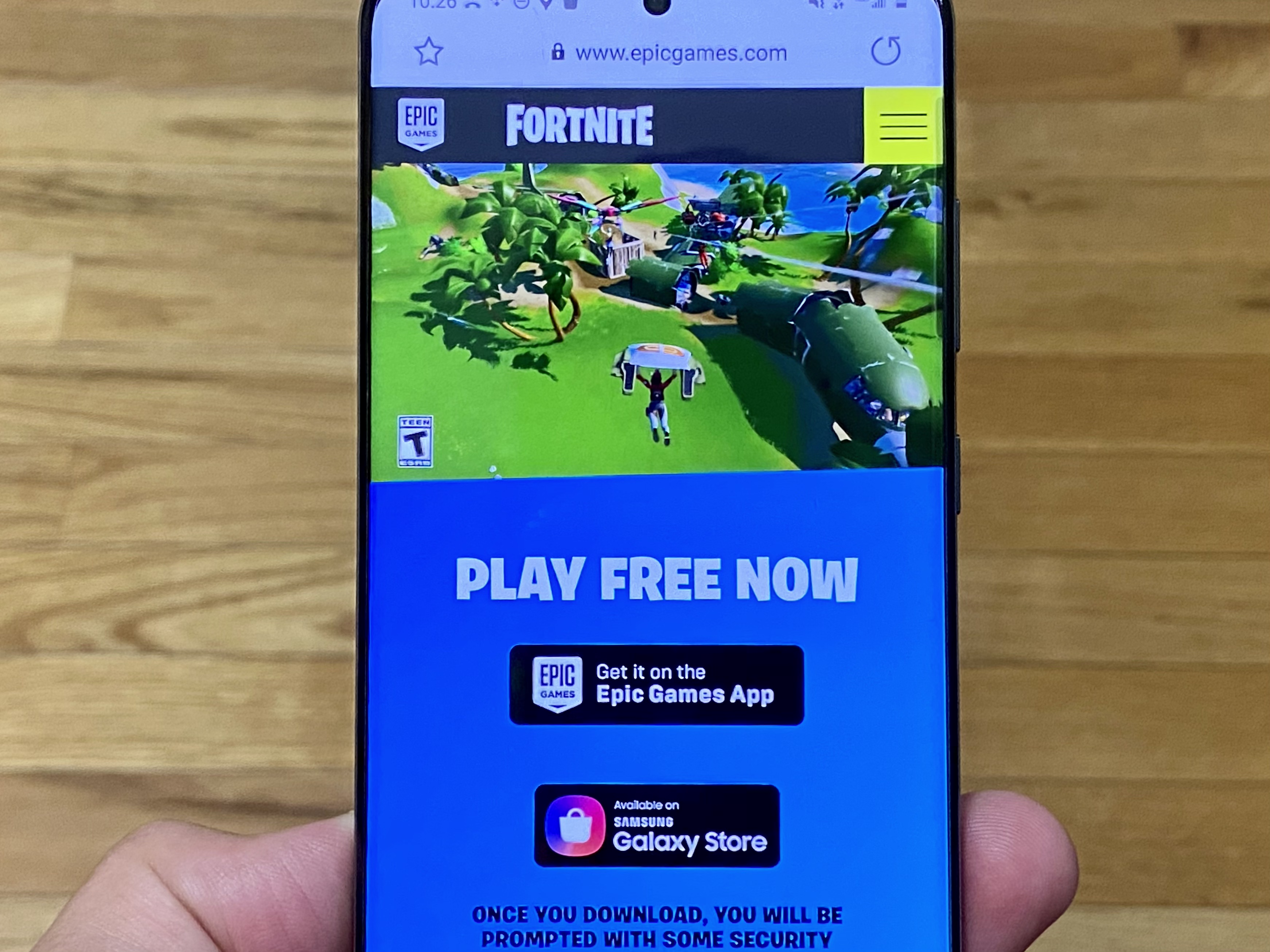 Download Fortnite Free For Android How To Install Fortnite On Android In 2020