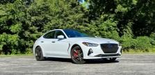 2020 Genesis G70 RWD 3.3T Sport Review - 1