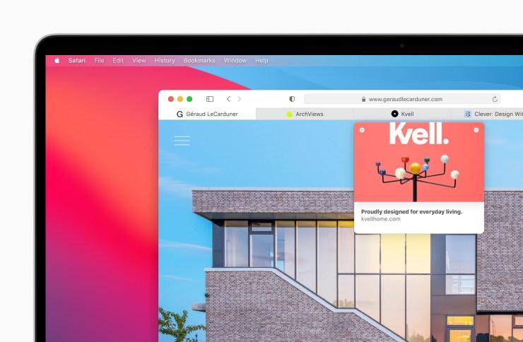 Install for Upgrades to Safari