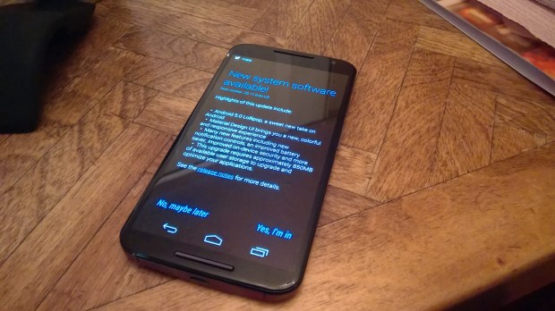 Android Lollipop on the Moto X 2014 (10)