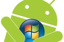 AndroidWindows7