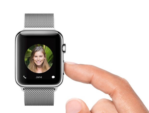 Apple Watch Quick COntacts