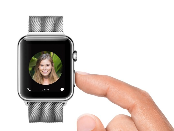 Quickly Access Contacts from the Apple Watch