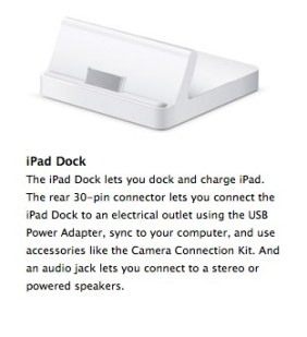 Apple - iPad - Technical specifications and accessories for iPad.-4