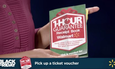 Here's a breakdown of the Walmart 1 Hour Guarantee Black Friday deals.
