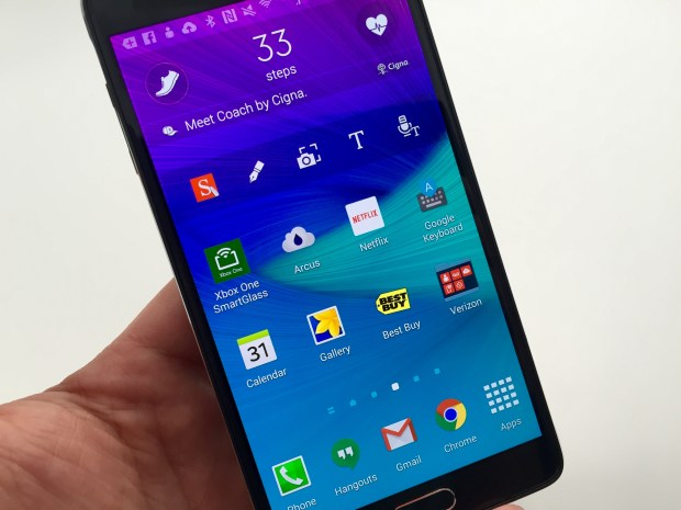 The best Galaxy Note 4 apps leverage the big screen for entertainment.