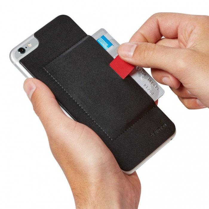 Distil Union Wally Stick On iPhone 6 Plus Wallet Case