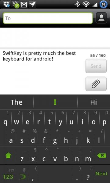 SwiftKey VIP Beta