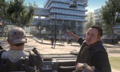 The first Call of Duty: Advanced Warfare reviews are in.