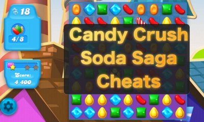 Learn this Candy Crush Soda Saga cheat to unlock free lives without using Facebook.
