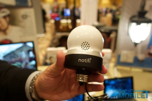 Chamberlain Notifi is a simple, smart home solution that includes video and notification.