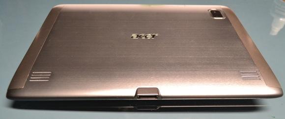 Acer A500 Back