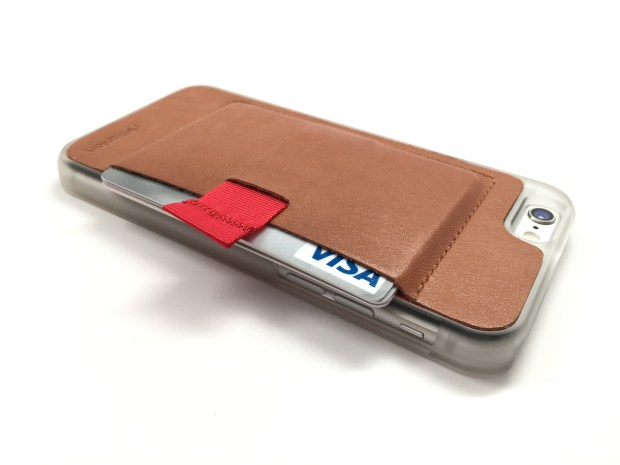 This is an excellent iPhone 6 wallet case.