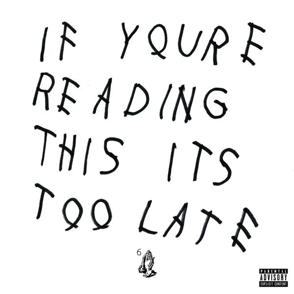 This is the new Drake mix tape that arrived as a surprise in February 2015.