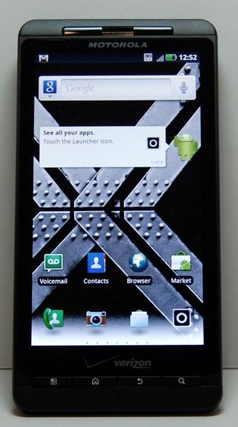 Motorola Droid X2 Hands On Video - Compared to HTC ThunderBolt [Verizon]