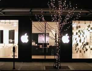 Easton Apple Store