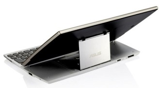 Eee Pad Slider rear