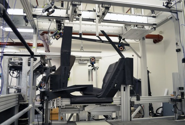 Ford Motion Capture Lab