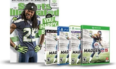 Score a free Madden 15 deal with Sports Illustrated.