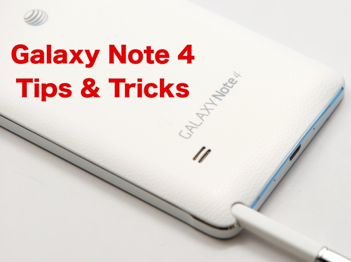 Use these Galaxy Note 4 tips and tricks to get help with popular Note 4 features.