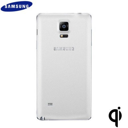 Galaxy Note 4 Wireless Charging Back or S View Case