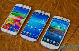Upgrading from the Galaxy S4 to the Galaxy S6 will bring a lot of change.