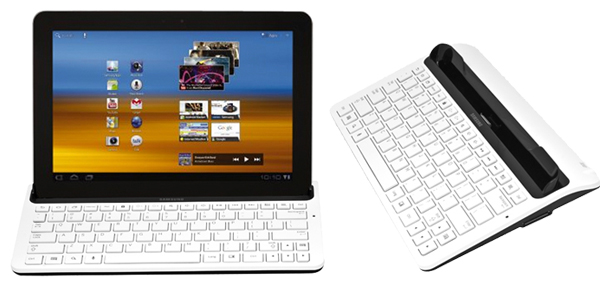 Samsung Galaxy Tab 10.1 Keyboard Dock Accessory