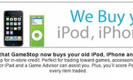 GameStop iOS Device Trade In