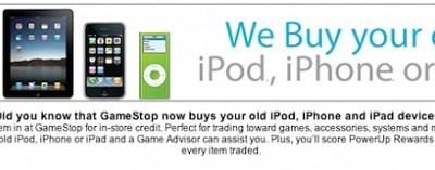 GameStop iOS Device Trade In