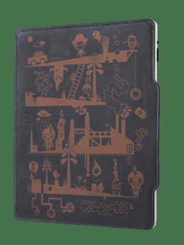 Grove iPad 2 custom leather smartcover