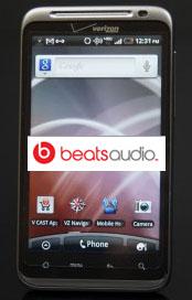 HTC Smartphone Beats Audio