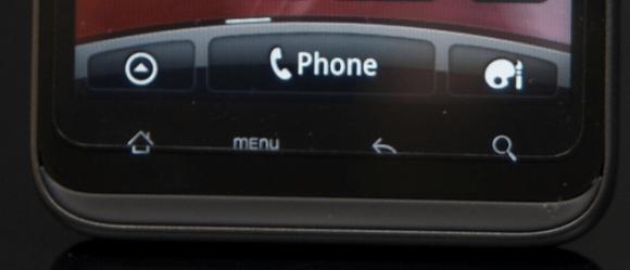 HTC Thunderbolt 4 Buttons