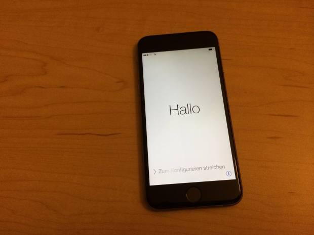 activation verizon iphone