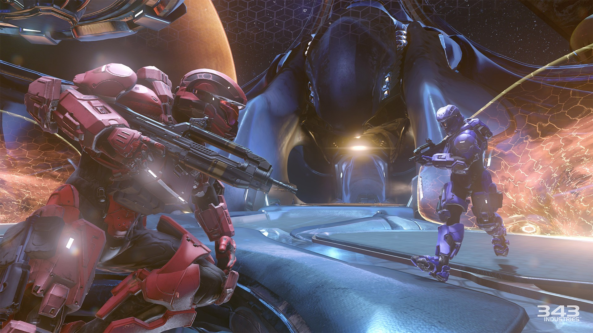 First Halo 5 Guardians Pre Order Details Arrive