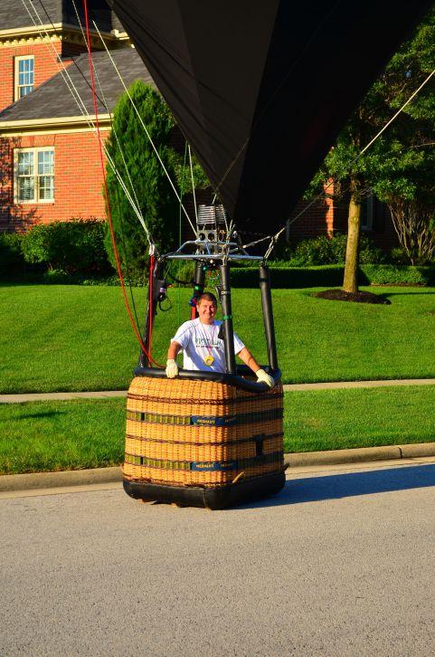 Hot Air Balloon Tech10