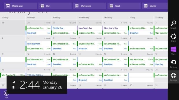 How to Add Calendars to Calendar in Windows 8 (4)