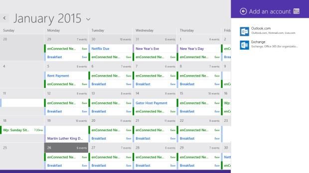 How to Add Calendars to Calendar in Windows 8 (7)