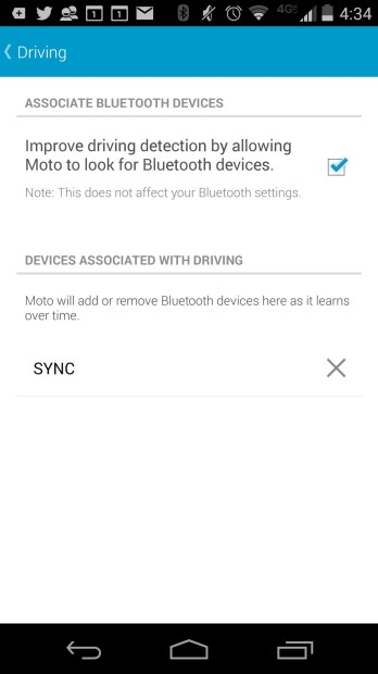 How to Auto Play Music on the  Moto X 2014 With Moto Assist (10)